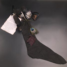 Primitive Witchery Grimm Stocking - Hekate's Jewell