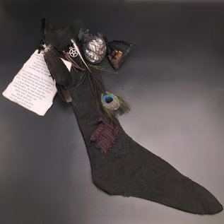 Hex Grimm Stocking - Hekate's Jewell