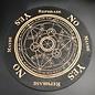 Voron Wood Alchemy 8 inch in Black