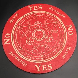 Voron Wood Alchemy 8 inch in Red