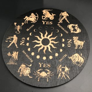 Voron Wood Zodiac 6 inch in Black