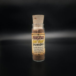 Hot Foot Powder by Christian Day's Swamp Witch Conjure