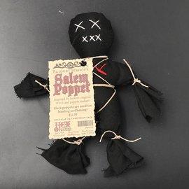 Bridget Bishop's Black Salem Poppet