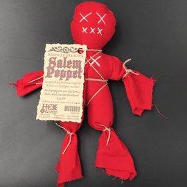 Bridget Bishop's Red Salem Poppet