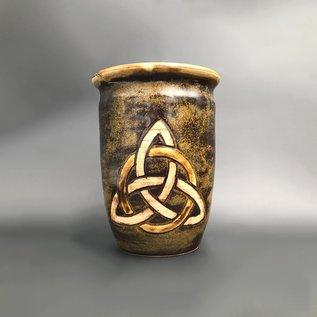 Celtic Knotwork Ritual Cup