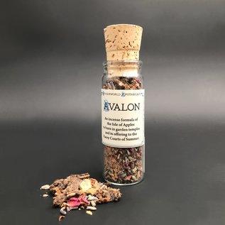 Avalon Incense Vial
