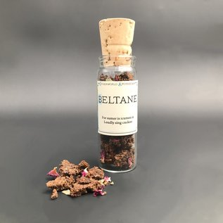 Beltaine Incense Vial