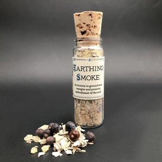 Earthing Smoke Incense Vial