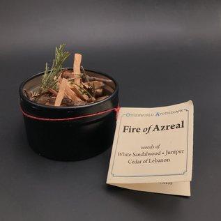 Fires of Azrael Jar