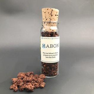 Mabon Incense Vial