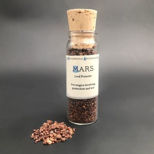 Mars Incense - Lord Protector Vial