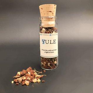 Yule Incense Vial
