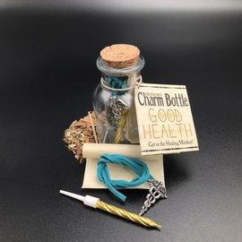 Christian Day's Charm Bottle - Good Health
