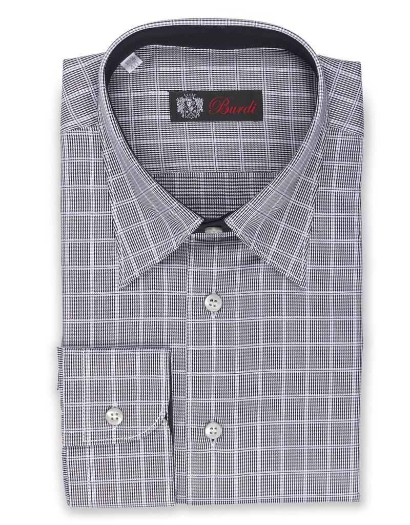 100% Cotton Tattersall Button Down Shirt