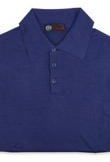 70%WS 30%SE Polo Sweater - P-16398