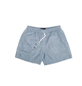 Short Swim Trunk, Gray
