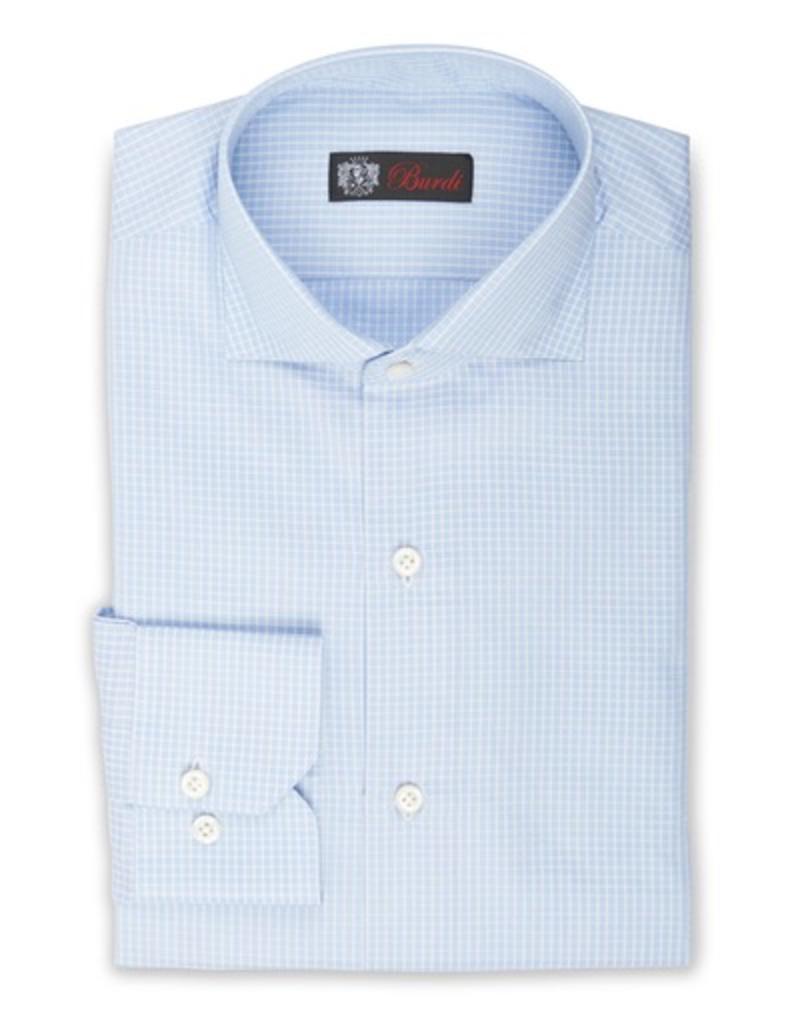 100%CO Woven Mini-WP Shirt, Handmade