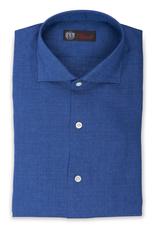 100%LI Fine Woven Shirt, Handmade