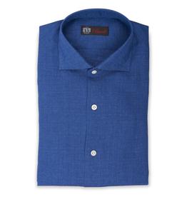 Fine Linen Woven Shirt, Handmade