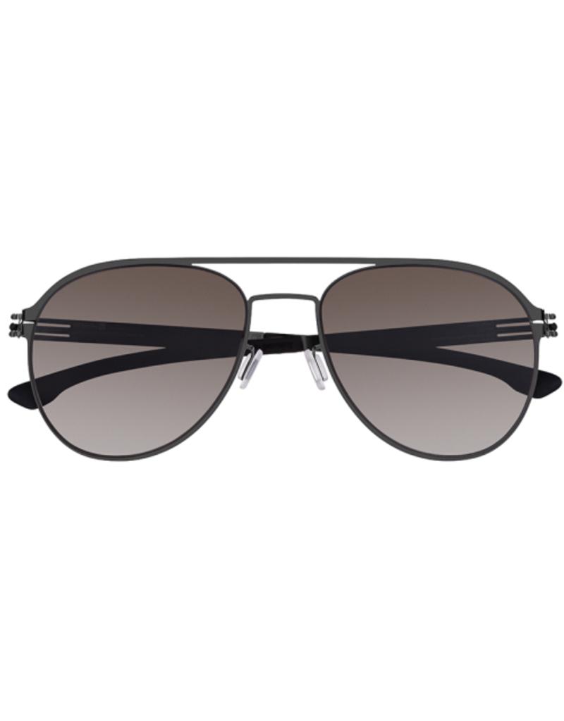 Attila L. :Gun-Metal :Black :Storm Grey :Donnerstag Sunglasses sun glasses