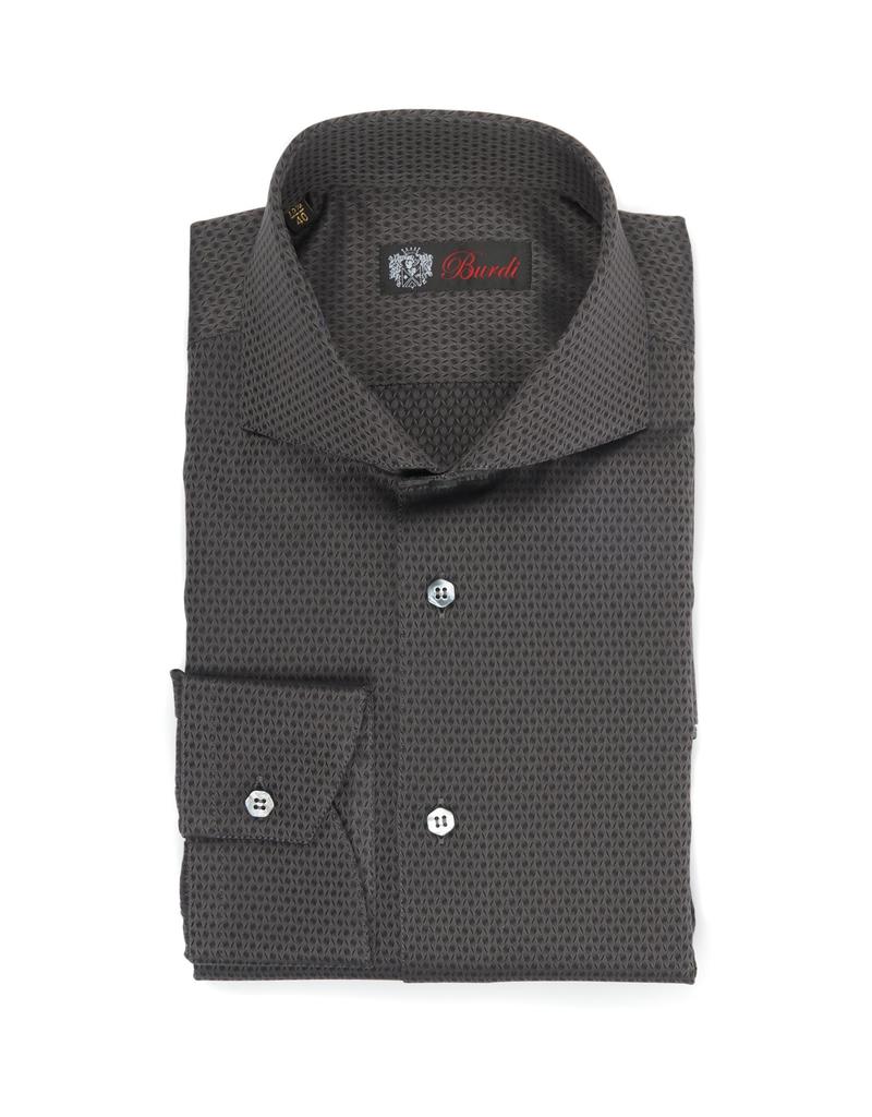 100%CO Woven Textured Shirt