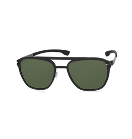 Layup :Black2 :Green Polarized :Rubber Sunglasses sun glasses