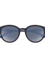 Marco M. :Midnight Blue :Gun_ Metal :Moonlight_Mirrored_ Polarized :Mittwoc Sunglasses sun glasses