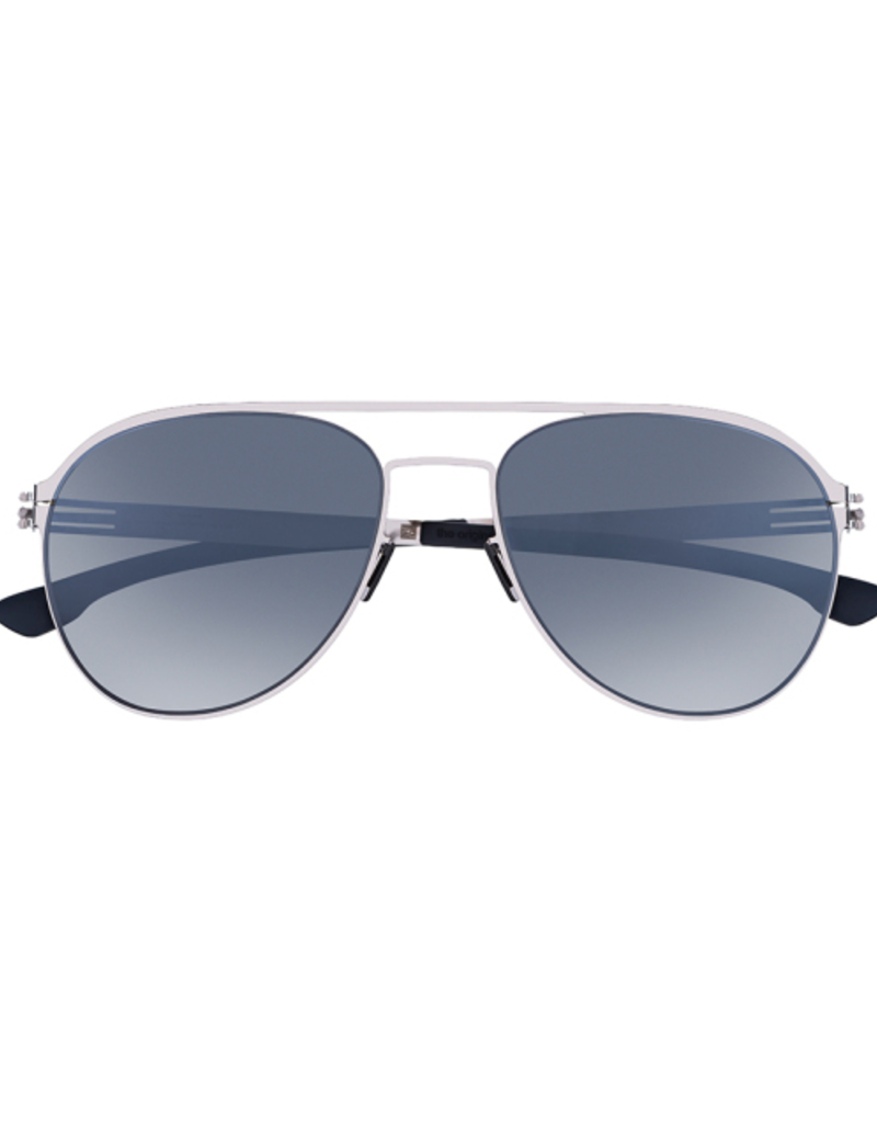 Attila L. :Chrome :Marine Blue :Moonlight_Mirrored_Polarized :Donnerstag Sunglasses sun glasses