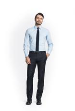 100%WV Slim Pants - P-19771