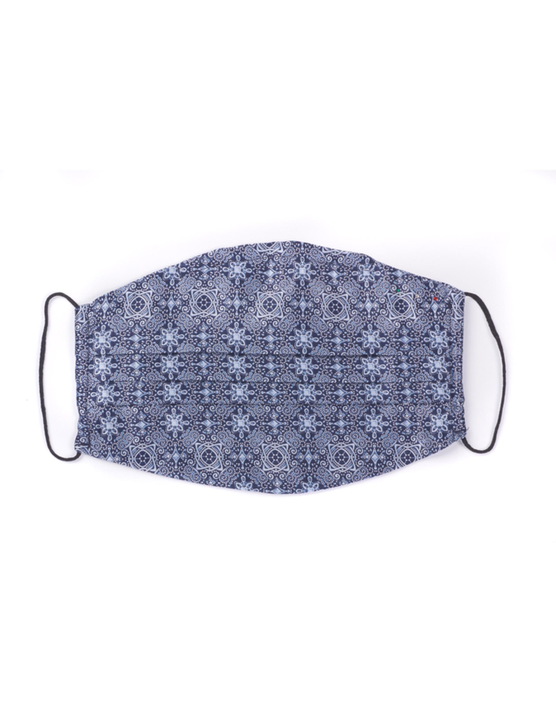 100%SE Pleated style mask, 2 sets of 100%CO liners and a carrying pouch, FINAL SALE