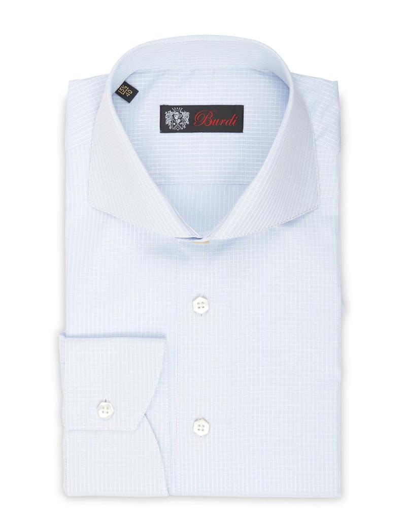 100%CO Shirt Woven Check
