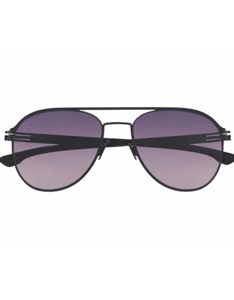 Attila L. :Black :Black to Grey :Donnerstag Sunglasses sun glasses