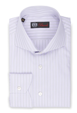 100%CO Shirt, Woven PS, Cutaway Collar