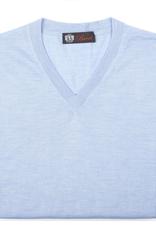 Cashmere / Silk V-Neck Sweater