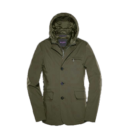 Convertible Jacket w/removable hood