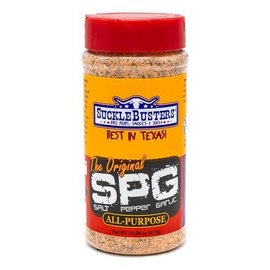 SUCKLEBUSTERS SUCKLEBUSTERS - SPG ALL PURPOSE BBQ RUB