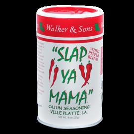 SLAP YA MOMMA SLAP YA MOMMA - WHITE PEPPER BLEND SEASONING - 8OZ