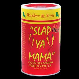 SLAP YA MOMMA SLAP YA MOMMA - HOT CAJUN SEASONING 8OZ