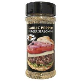 Hi Mountain Original Garlic Pepper Burger Seasoning