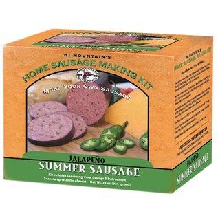 Hi Mountain Sausage Kit (Jalapeno Summer)