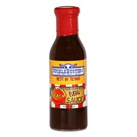SUCKLEBUSTERS SUCKLEBUSTERS - PEACH BBQ SAUCE