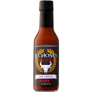 Lechosa Hot Sauce (The Ghost)