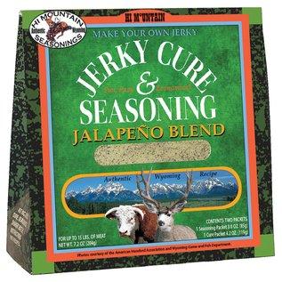 Hi Mountain JERKY CURE (JALAPENO BLEND)