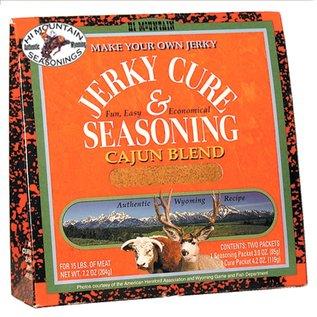 Hi Mountain HI - MOUNTAIN - JERKY CURE - CAJUN BLEND