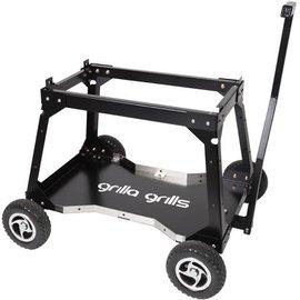 Grilla Silverbac Pro Cart