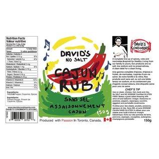 DAVIDS DAVIDS CAJUN RUB