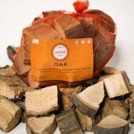 FURTADO FARMS 6KG OF WOOD CHUNKS (OAK)