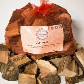 FURTADO FARMS 6KG OF WOOD CHUNKS (APPLE)