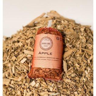 FURTADO FARMS WOOD APPLE CHIPS (1.5 LB BAG)