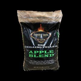 LUMBERJACK APPLE BLEND WOOD PELLETS (20LB)